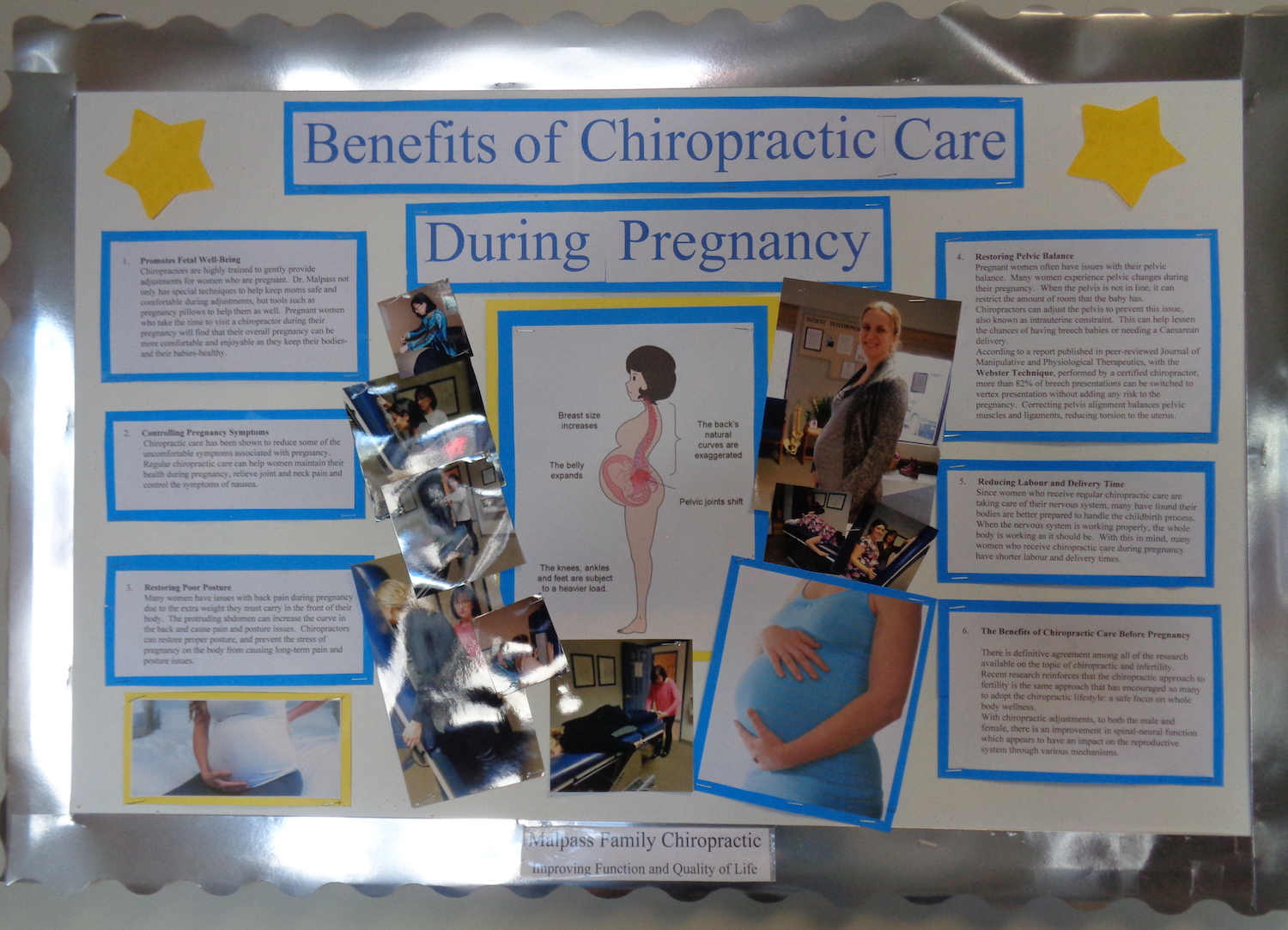 There Are Many Benefits Of Chiropractic Care During Pregnancy Dr